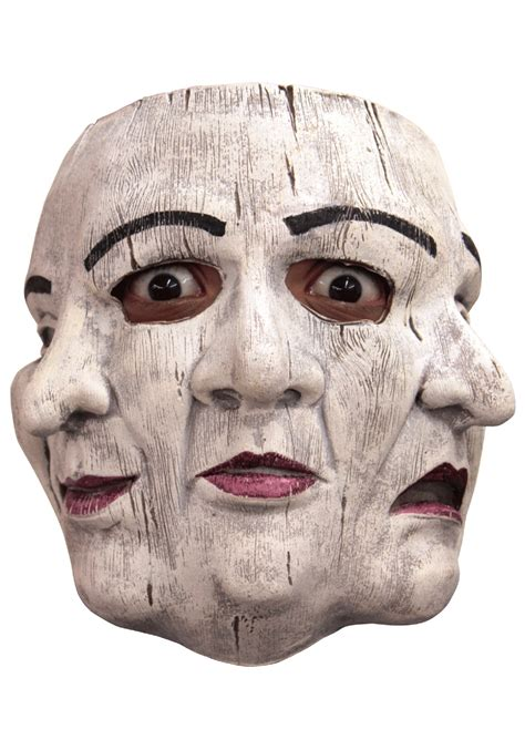 Halloween Decorations For Office - 3 face mask