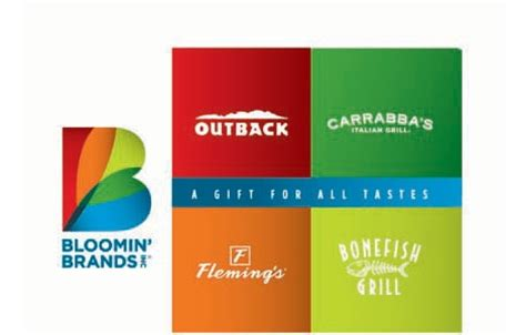 Carrabba S Gift Card Balance - image gallery outback steakhouse gift card