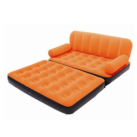 double pull out sofa bed inflatable pull out sofa couch full double air bed