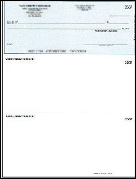 Quickbooks Supplies Quicken Check Printing Template