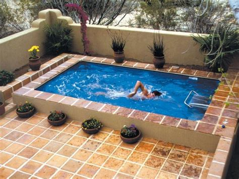 top 25 best small pool design ideas on pinterest small pools small inground pool and small