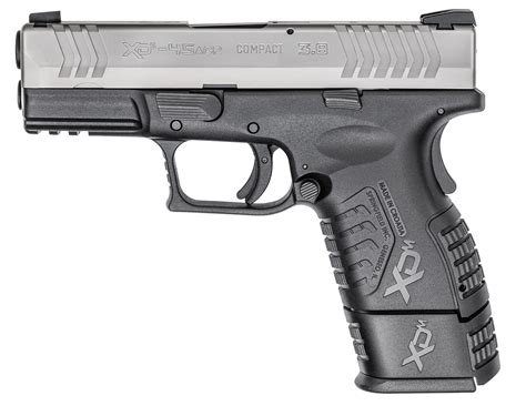 best handgun 45acp concealed carry xd m 174 compact 45acp pistol best guns for concealed carry