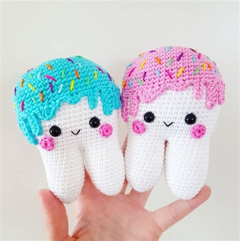 amigurumi tooth pattern sweet tooth amigurumi pattern amigurumipatterns net