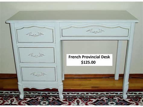 white provincial desk white provincial desk saanich