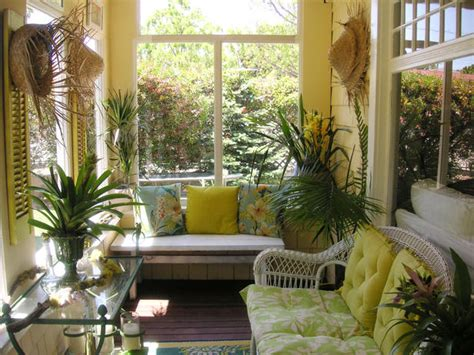 yellow sunroom pictures beach inspired sunrooms decorating and design ideas for