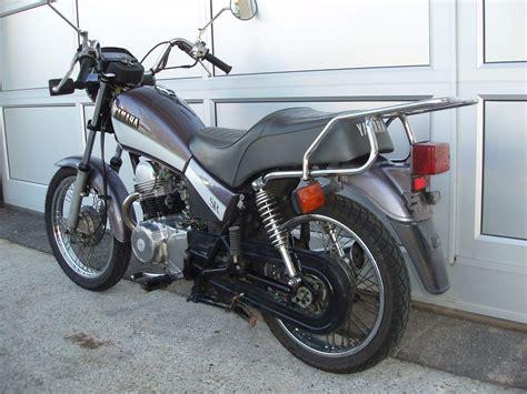 Motorrad Kaufen A1 by Motorrad Occasion Kaufen Yamaha Sr 125 Se A1 Classic