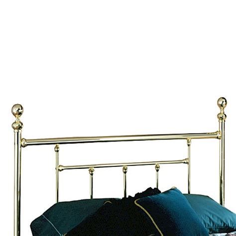 bed bath beyond chelsea buy hillsdale chelsea twin headboard with rails from bed
