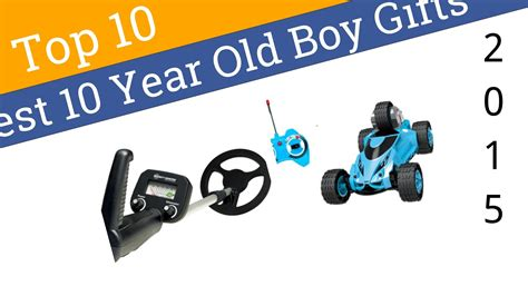 10 best 10 year old boy gifts 2015 youtube