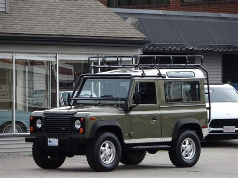 1997 land rover defender 90 1997 land rover defender 90 limited edition copley motorcars