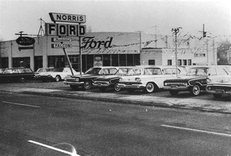 Norris Ford by Reflecting On 100 Years Of Norris Ford Local News