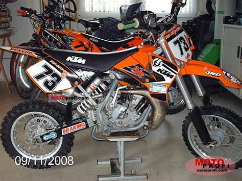 Ktm 65 Sx 2006 Ktm 65 Sx 2006 Specs And Photos