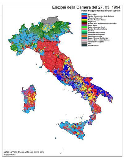 il ritorno dei separ 232 elezioni politiche italiane 1994
