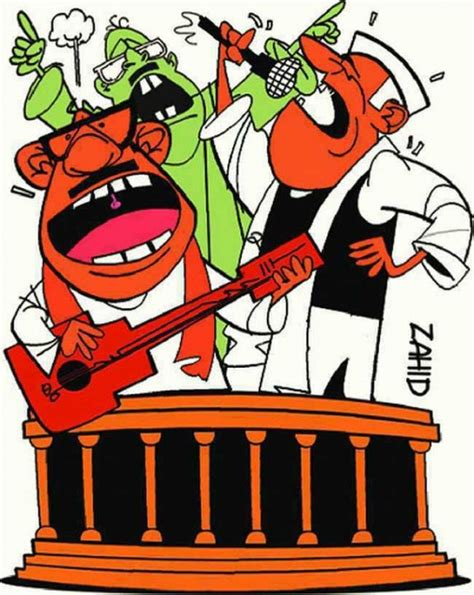 thrice lok sabha member what happened in the parliament today spoof