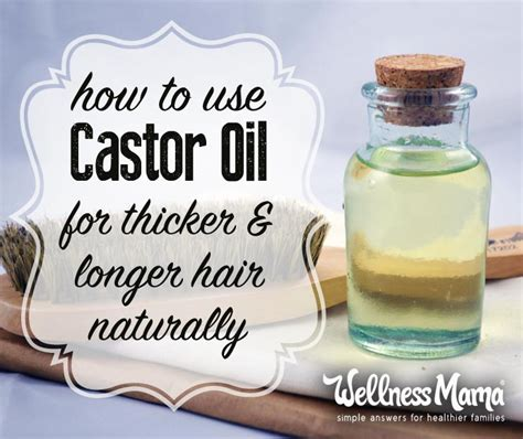 orange essential oils uses for hair thickness how to use castor oil for thicker longer hair naturally