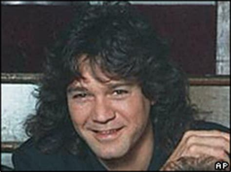 Goes Into Rehab by News Entertainment Rocker Halen Goes Into Rehab