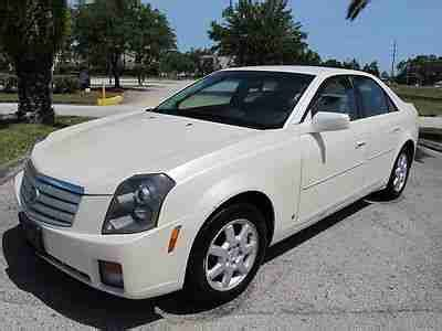 2007 cadillac cts gas mileage sell used 2007 cadillac cts 2 8l v6 gas saver leather