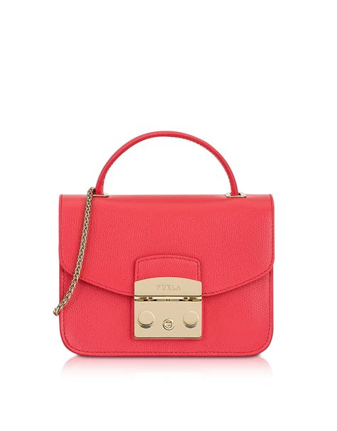 Furla Metropolis Top Handle Crossbody furla metropolis mini top handle crossbody bag