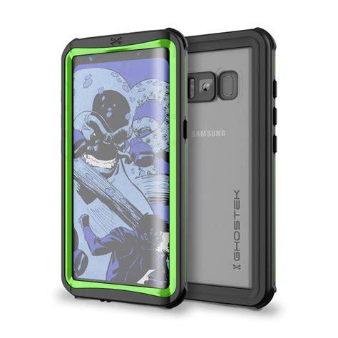Samsung Note 8 Dan S8 galaxy s8 plus waterproof ghostek nautical series green slim