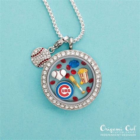 Origami Owl Team - chicago cubs o2 has partnered with mlb so you can quot sport