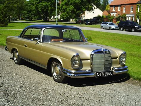 mercedes classic for sale 1965 mercedes 220 220 se coupe for sale classic
