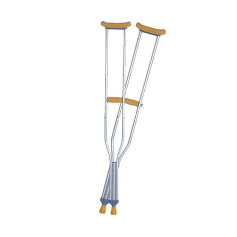 Alat Kesehatan Tongkat Kruk Tongkat Ketiak Alat Bantu Jalan S M L jual sella tongkat ketiak ky925 alat bantu medis size m harga kualitas terjamin