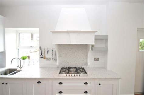 Silestone Lyra for a Kitchen with a and Woodale Designs by
