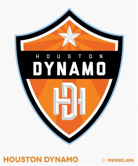 Houston Dynamo Logo houston dynamo mls redesign