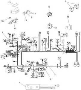 2010 polaris atv sportsman 800 efi 6 215 6 complete wiring diagram