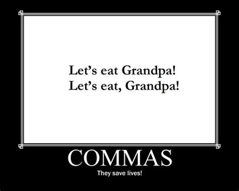 grammar saves lives professional writing for enforcement officers books a humorous look at the importance of punctuation