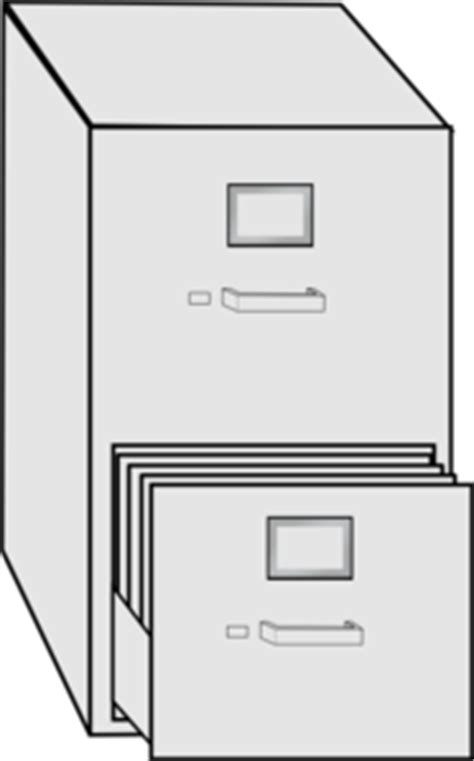 Filing Cabinet Clip Art at Clker.com   vector clip art
