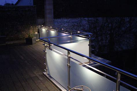 beleuchtung balkongeländer edelstahlb 214 rse schlosserei und metallbau in hagen nrw