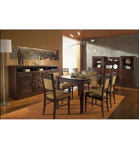 Complete Dining Room Sets Magnus Dining Room Set