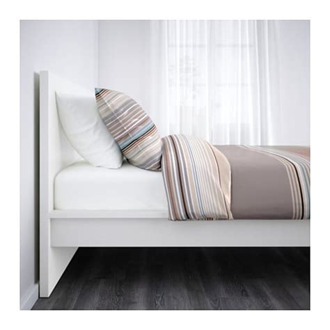 Malm Lit Ikea by Malm Bed Frame High White 160x200 Cm Ikea