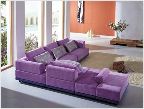 surprising purple sectional sofa decorating ideas images modern sectional sofas for living rooms