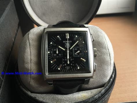 Jual Jam Cowo Tag Heuer Chrono Brown Rosegold sold tag heuer monaco calibre 17 auto chrono black