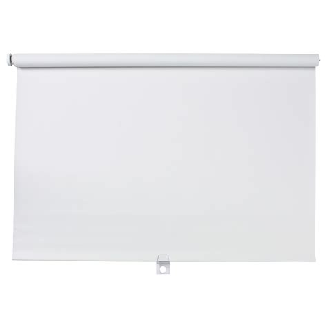 ikea blackout shades tupplur block out roller blind white 100x195 cm ikea