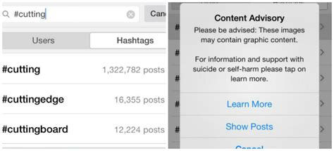 self harm chat room pro anorexia and self harm the side of instagram vanity