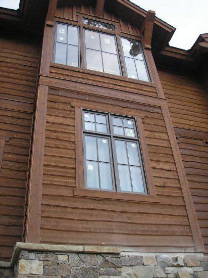 horizontal siding  board  baton   homes