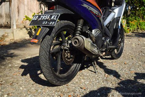 Harga Ban Motor Fdr Sport Xr Evo Ganti Ban Fdr Sport Xr Evo Di Honda Supra X 125