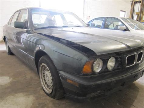 1994 bmw 540i parts parting out 1994 bmw 540i stock 110491 tom s foreign