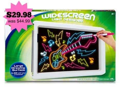 crayola widescreen light designer toys r us clearance crayola light designers only 29 98