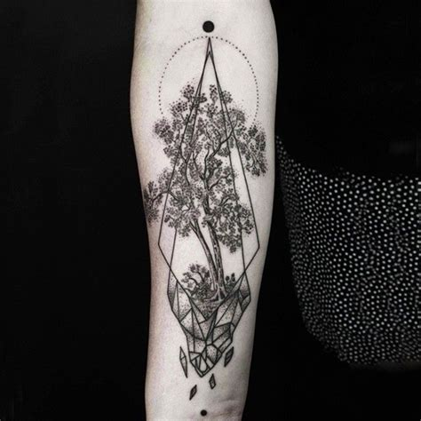 geometric tattoo white geometric forearm tattoo designs ideas and meaning