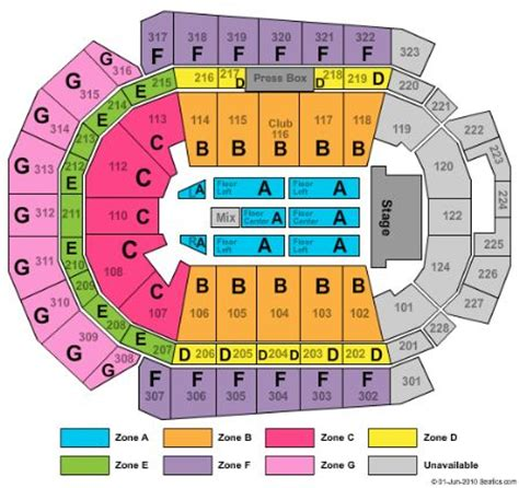 des moines civic center seating guide fargo arena tickets and fargo arena seating