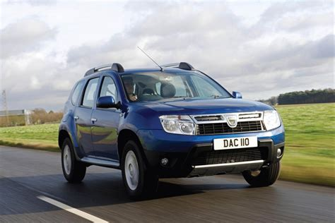 dacia duster  car review eurekar