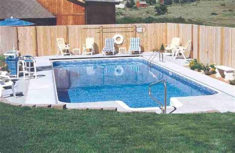 backyard inground pools backyard swimming pools google search outdoor living pinterest