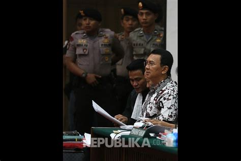 ahok religious blasphemy the law does not ban muslims to elect muslim leader
