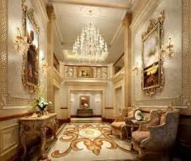 Wall decoration in luxury hotels download 3d house