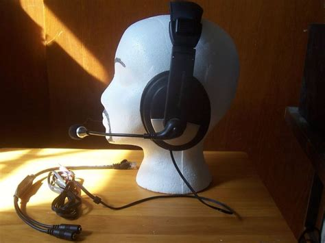 Hf Headphone Sony K 071 Headset 295 best images about radio stuff microphones morse headphones and such on