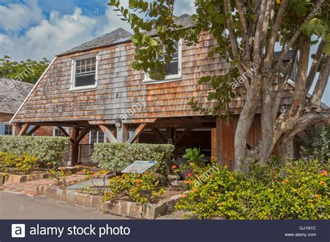 boat house nelson nelson s dockyard antigua building stock photos nelson s