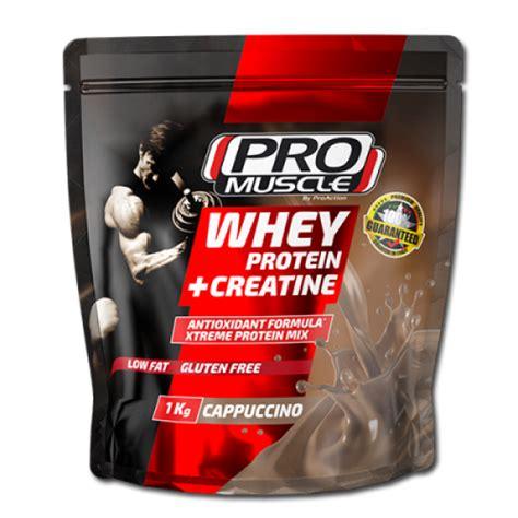 creatine whey protein whey protein creatine 1 kg pro